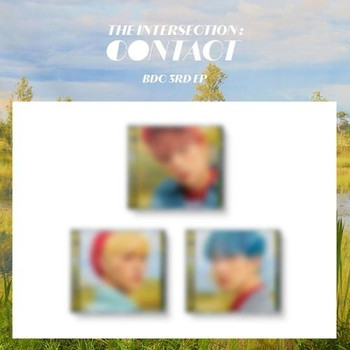 BDC - 3RD EP [THE INTERSECTION : CONTACT] JEWEL CASE Random Ver.