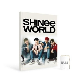 SHINee - BEYOND LIVE BROCHURE [SHINee WORLD]