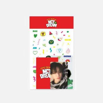 NCT DREAM - PHOTO CARD DECO SET  [Hot Sauce]