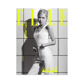 ELLE - June 2021 / Cover Rosé ( F Ver.)