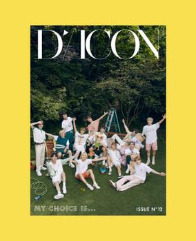 D-ICON vol.12 [MY CHOICE IS... SEVENTEEEN] LUXURY EDITION