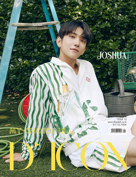 D-ICON vol.12 [MY CHOICE IS... SEVENTEEEN] SPECIAL EDITION : JOSHUA