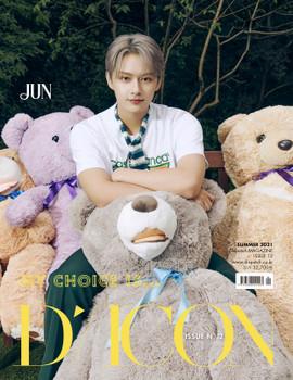D-ICON vol.12 [MY CHOICE IS... SEVENTEEEN] SPECIAL EDITION : JUN