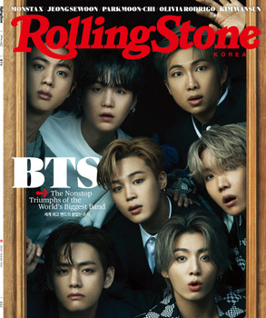 Rolling Stone Korea - Special Edition #02 BTS [2021]