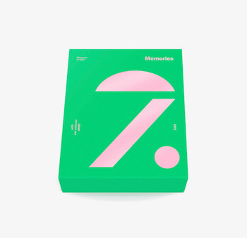 BTS - BTS MEMORIES OF 2020 BLU-RAY +Weverse Gift