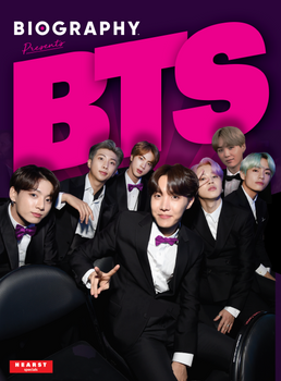 BIOGRAPHY. - October 2021 / Cover BTS