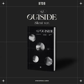BTOB - Special Album [4U : OUTSIDE] Silent Ver. + Poster