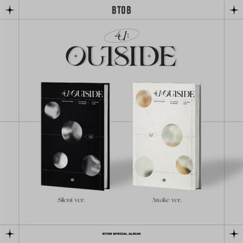 BTOB - Special Album [4U : OUTSIDE] 2 Set Ver. + Poster 2