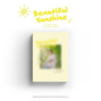 Lee EunSang - 2nd Single [Beautiful Sunshine] Sunshine Ver. + Poster