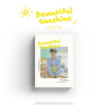 Lee EunSang - 2nd Single [Beautiful Sunshine] Beautiful Ver. + Poster