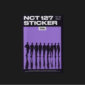 NCT 127 - Vol.3 [Sticker] PhotoBook Ver. + Poster