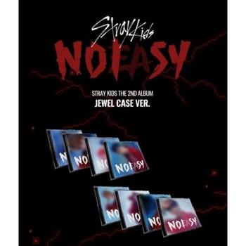 Stray Kids - Vol.2 [NOEASY] Jewel Case Ver. (Random Ver.)