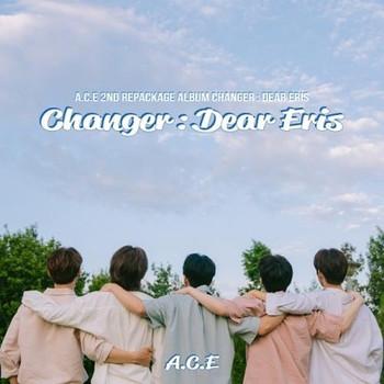 A.C.E - Vol.2  Repackage / Changer Dear Eris+Poster