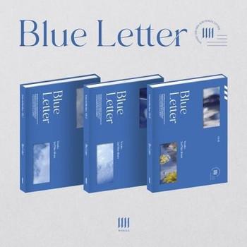 WONHO - 2ND mini [Blue letter] Random Ver.