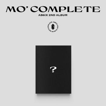 AB6IX - Vol.2 [MO' COMPLETE]  X Ver.+ Poster