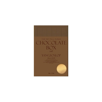 YANGYOSEOP -1st [Chocolate Box]  Milk Ver.+Poster