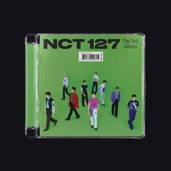 NCT 127 - Vol.3 [Sticker] Jewel Case Ver.(Cover Random)+ Poster
