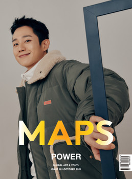 [21/10] MAPS - Oct 2021 / Cover Jeong Haein ( C Ver.)