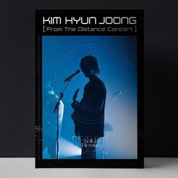 KIM HYUN JOONG - [FROM THE DISTANCE CONCERT] (DVD)
