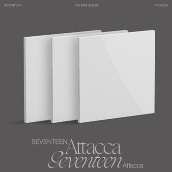 [Weverse] SEVENTEEN - 9th Mini  [Attacca] Random Ver.+Poster