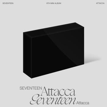 [Weverse] SEVENTEEN - 9th Mini  [Attacca] KiT