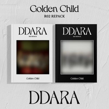 GOLDEN CHILD- Vol.2 Repackage [DDARA] 2Set +2Poster