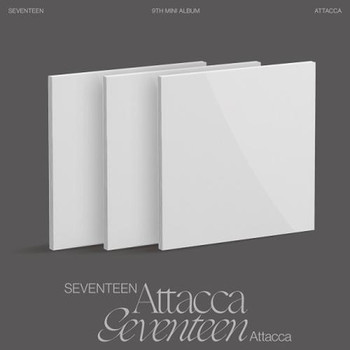 SEVENTEEN - 9th Mini  [Attacca] Set(3pcs) Ver.+3Poster