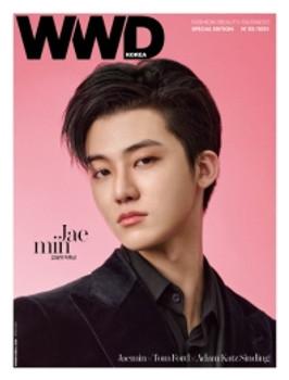WWD Korea - 2021 Special Edition No.02 (Cover : NCT : Jaemin) (Jaemin x Tonford x Adam Katz Sinding Special Edition) + NCT : Jaemin Folded poster