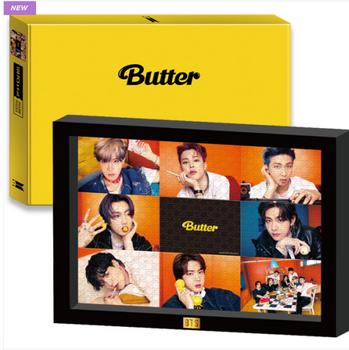 BTS - BUTTER Frame Jigsaw Puzzle 108pieces 9type  Set