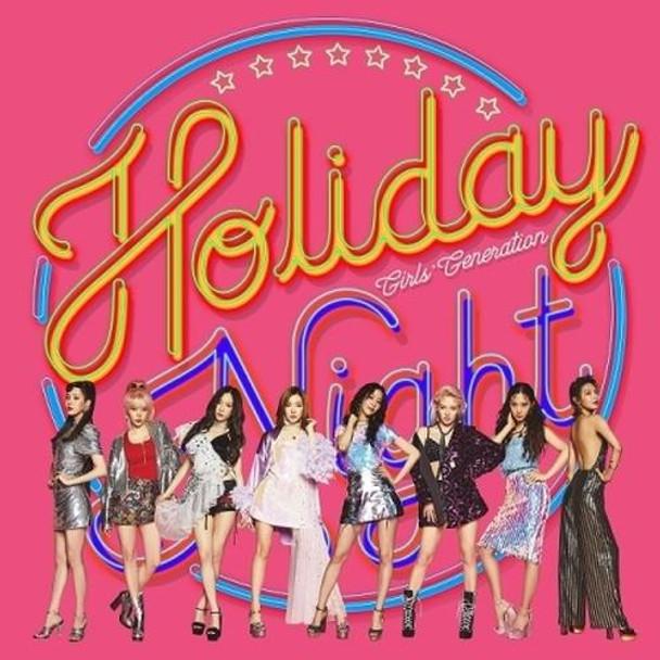 Girl's Generation -Vol. 6 / HOLIDAY NIGHT (Random Ver.)