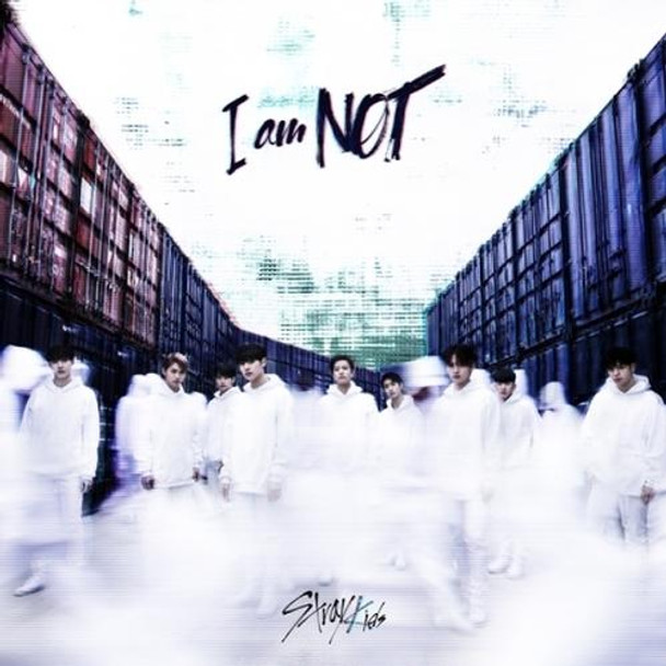 Stray Kids - 1st Mini [I am NOT] + Poster