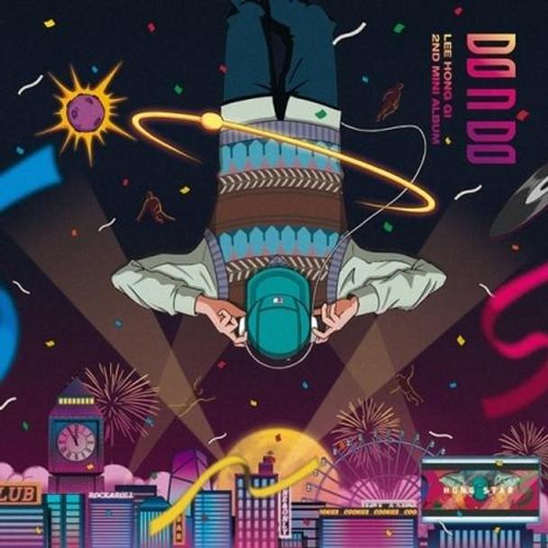 Lee Hong Gi - 2nd Mini [DO n DO] + Poster