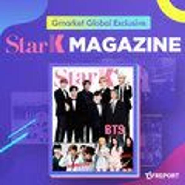 Star K Magazine (+ BTS Photo Card 7ea)