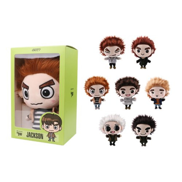 GOT7 - Gotoon Doll (ARRIVAL Ver.)