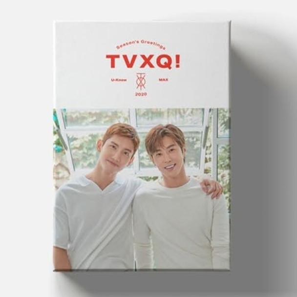 TVXQ! - 2020 TVXQ! SEASON'S GREETINGS + Photocard Set
