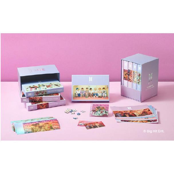 BTS - JIGSAW PUZZLE 4 SET
