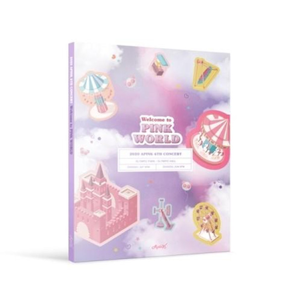Apink - 2020 Apink 6th Concert DVD [Welcome to PINK WORLD]