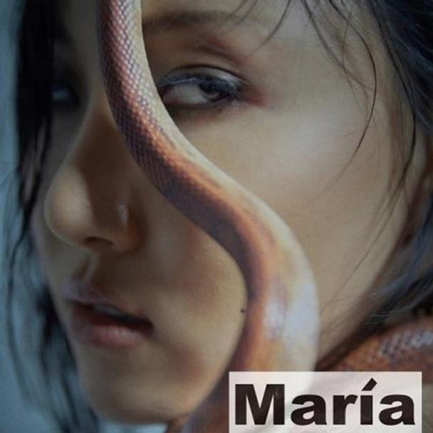HWA SA - 1st Mini [María] + Poster