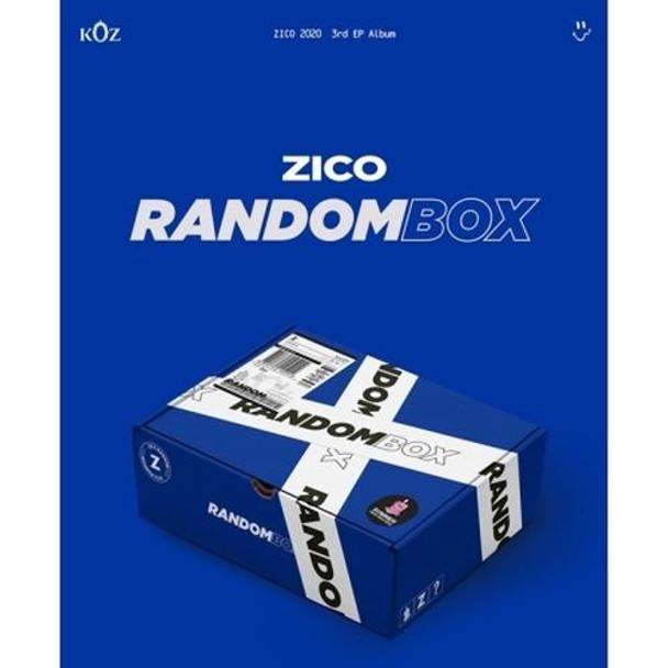ZICO - 3rd Mini [RANDOM BOX]