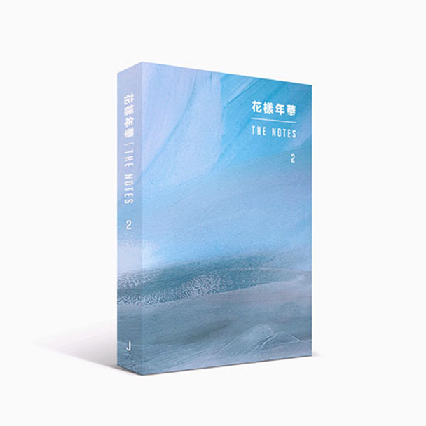 BTS - HYYH [THE NOTES 2] (Japanese  Ver.)