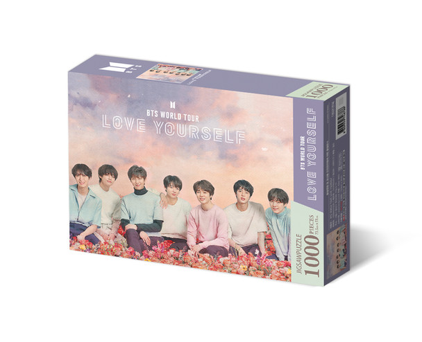 BTS - Jigsaw Puzzle [LOVE YOURSELF]