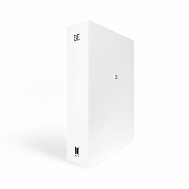 BTS - Album [BE (Deluxe Edition)] + Poster on pack+ Weverse Gift