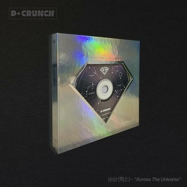 D-CRUNCH - Mini [비상(飛上) - Across The Universe + Poster