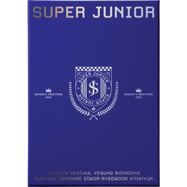 SUPER JUNIOR - 2021 SEASONS GREETINGS