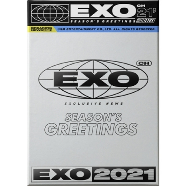 EXO - 2021 SEASONS GREETINGS