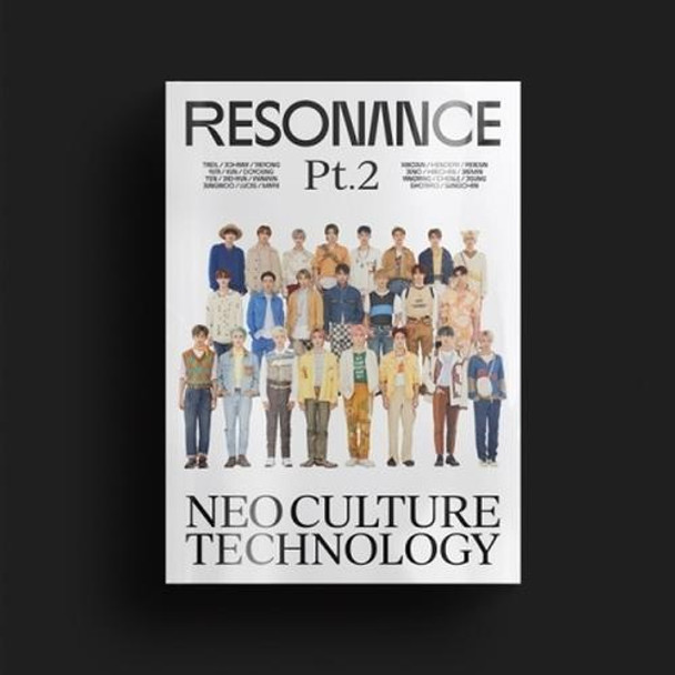 NCT - Vol.2 [RESONANCE Pt.2] (Departure Ver.)