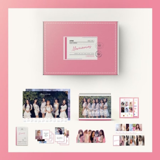 2021 APINK SEASONS GREETINGS [MEMORIES]