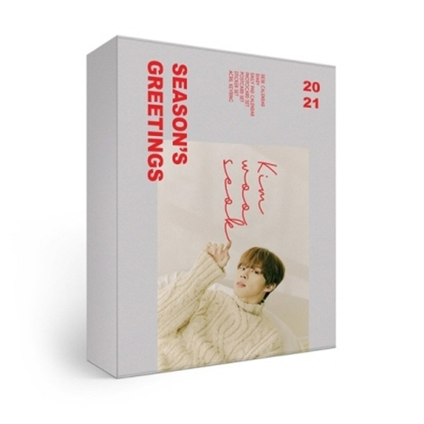 KIM WOO SEOK 2021 SEASONS GREETINGS