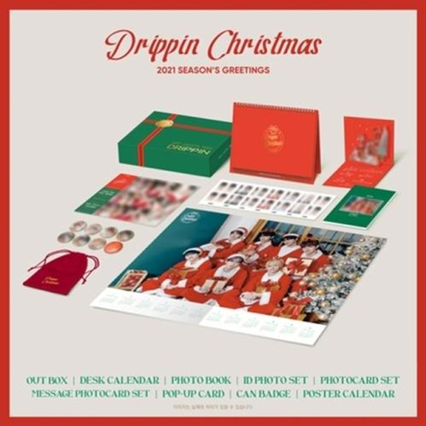 DRIPPIN - 2021 DRIPPIN CHRISTMAS PACKAGE