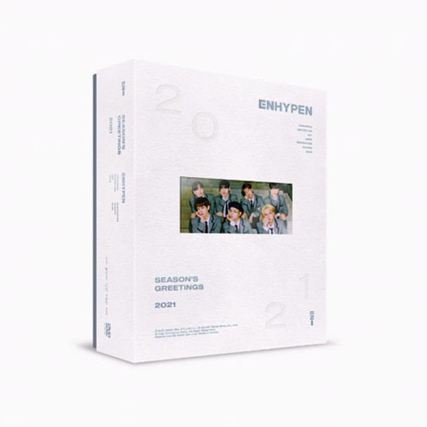 ENHYPEN - 2021 SEASONS GREETINGS + Weverse POB